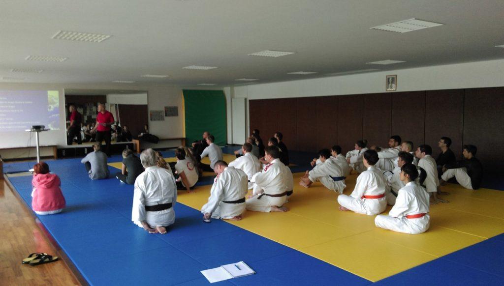 Cours Kuatsu | judo-vaud.ch
